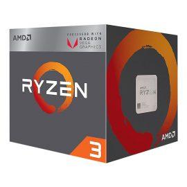Bộ Vi Xử Lý CPU AMD Ryzen 3 2200G – Hàng Chính Hãng