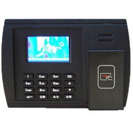 Máy Chấm Công Bằng Thẻ Cảm Ứng RONALD JACK S550-Hàng chính hãng