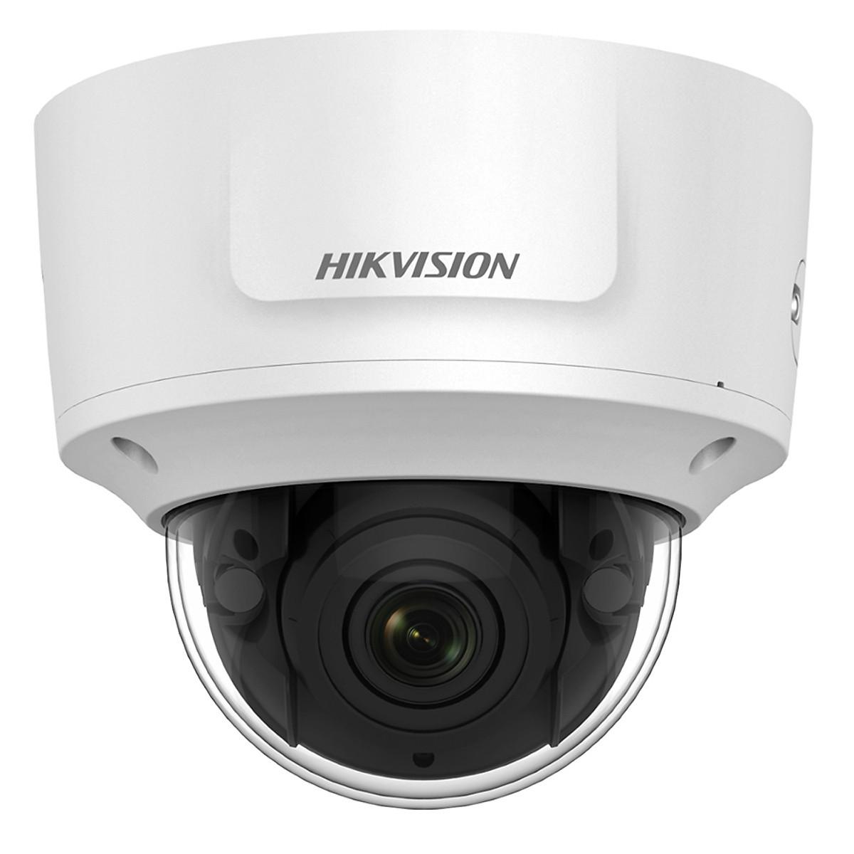 Camera IP Dome Hồng Ngoại Hikvision 30m Ngoài Trời 4MP Chuẩn Nén H.265+ DS-2CD2143G0-I – Hàng Nhập khẩu