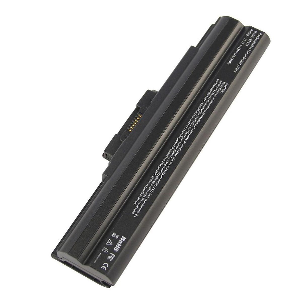 Pin thay thế dành cho Laptop Sony Vaio Model PCG-51511L