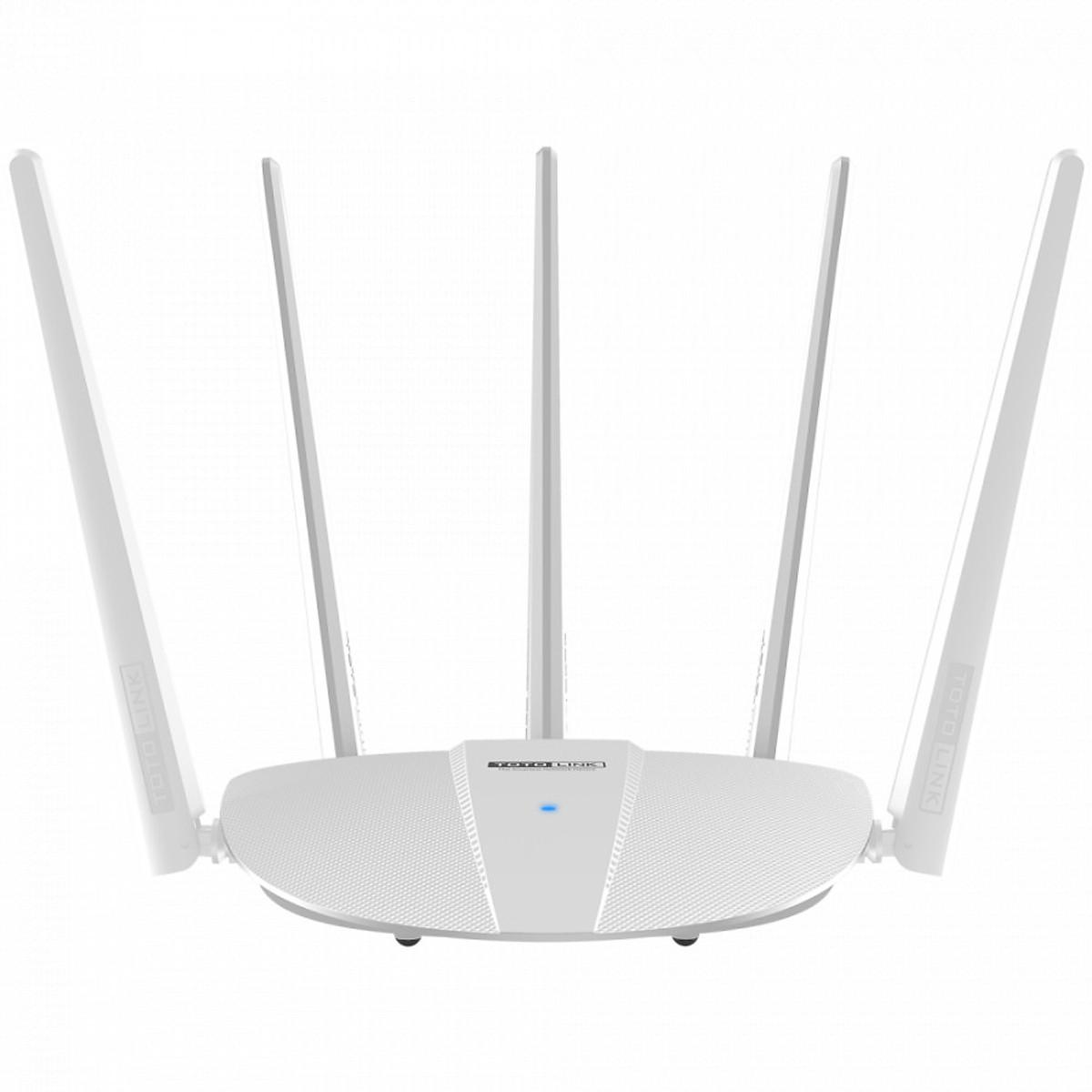 Router Wifi Băng Tầng Kép Totolink A810R – Hàng Chính Hãng
