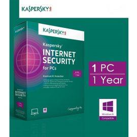Kaspersky Internet Security – 1pc/1 năm – Chính hãng Kaspersky