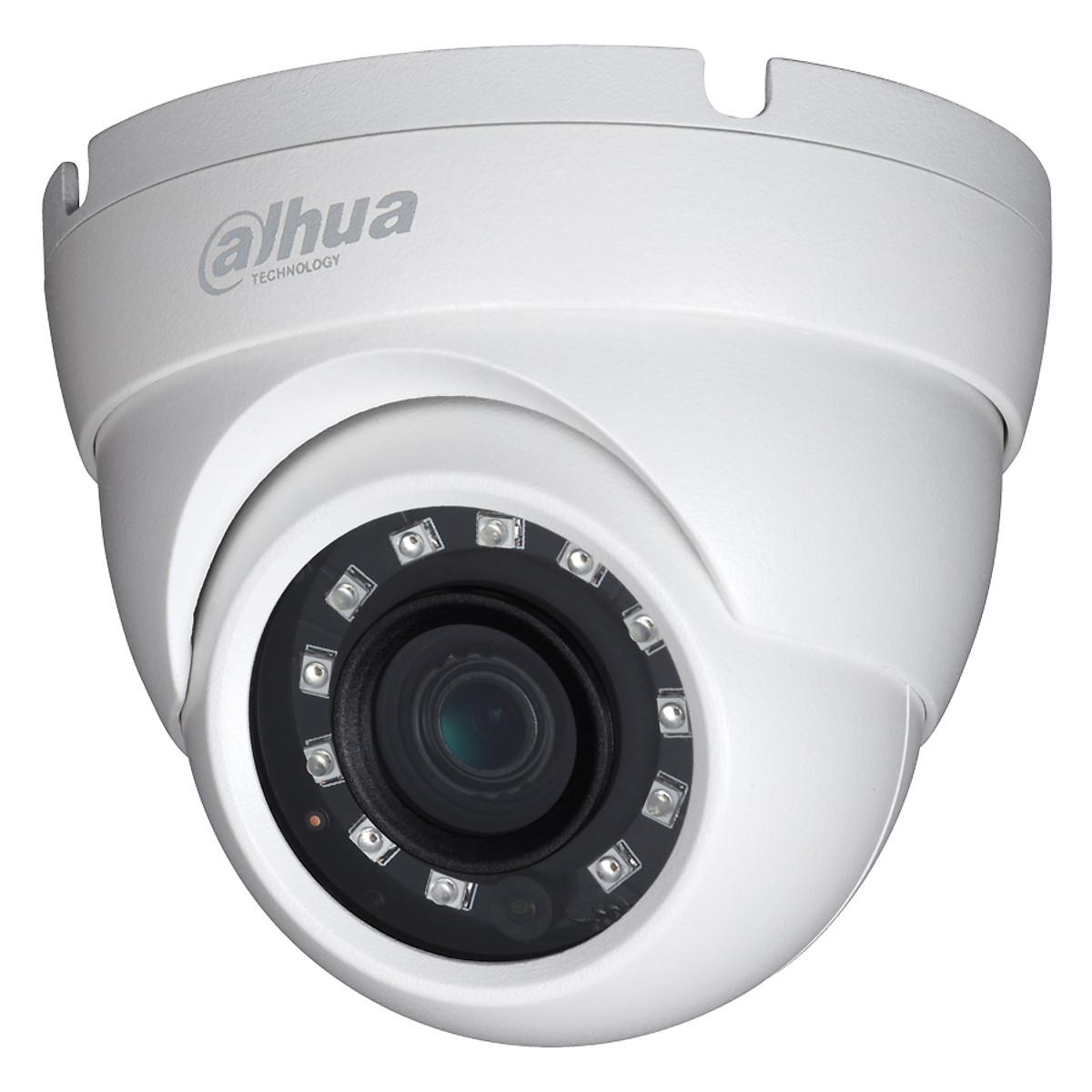 Camera Dahua HAC-HDW2231SP 2.0 Megapixel – Hàng Nhập Khẩu