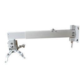 Khung treo máy chiếu ngang từ tường ra 0.6m – 1.2m
