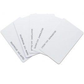 [Set 50 thẻ] Thẻ từ máy chấm công 125KHz – Loại mỏng 0.76mm
