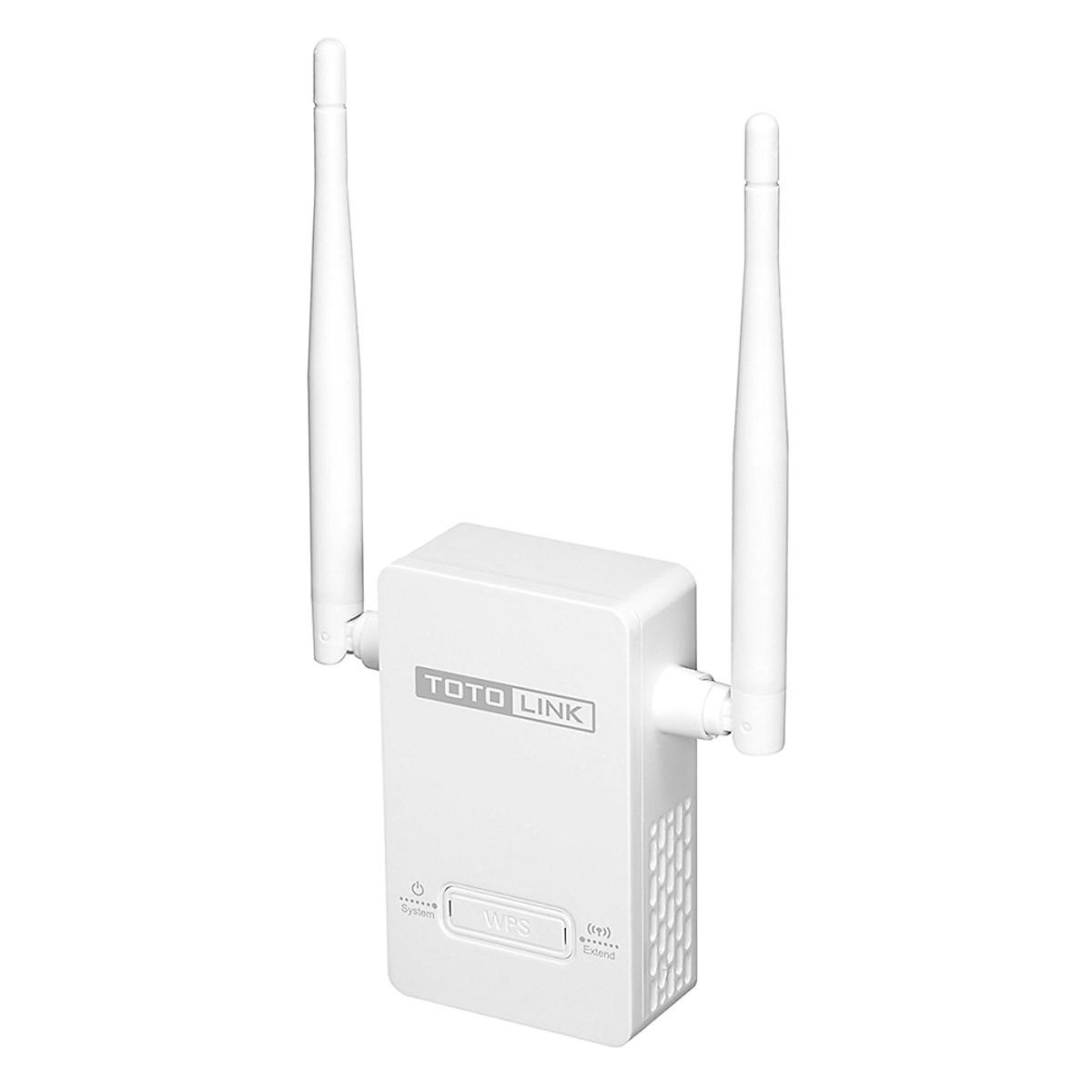 Bộ Kích Sóng Wifi Repeater 300Mbps Totolink EX200 – Hàng Chính Hãng