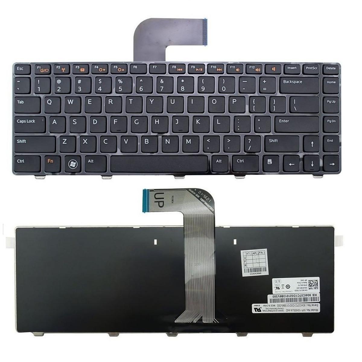 Bàn phím thay thế dành cho laptop Dell Vostro V131