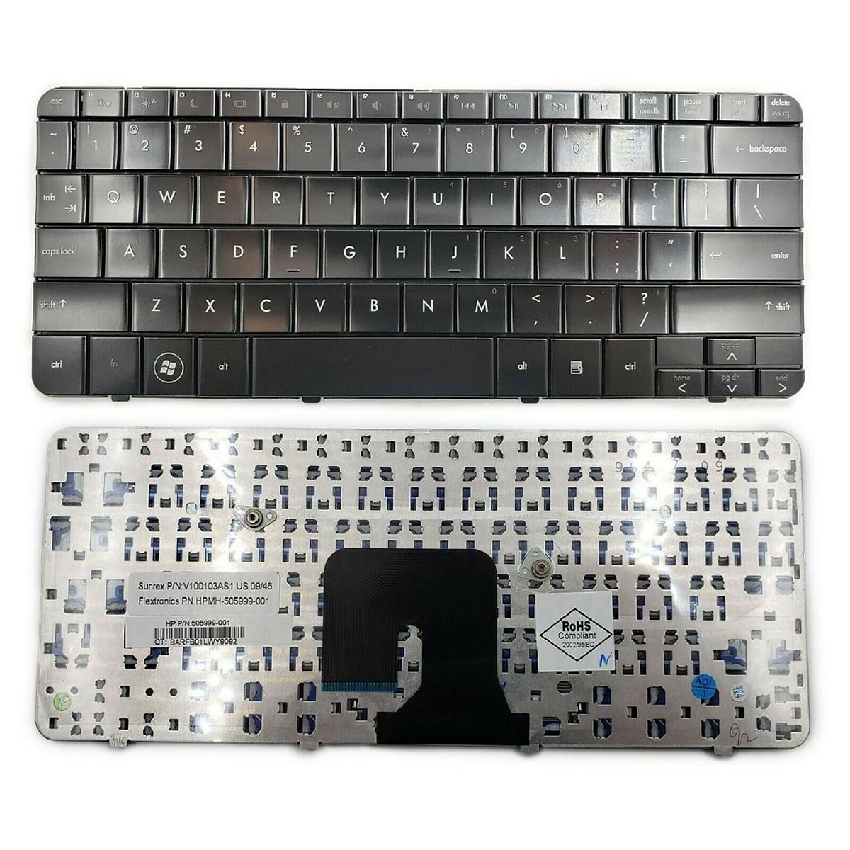 Bàn phím dành cho Laptop HP Pavilion DV2-1000