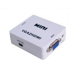 Box chuyển VGA ra HDMI HD MINI- Hàng nhập khẩu