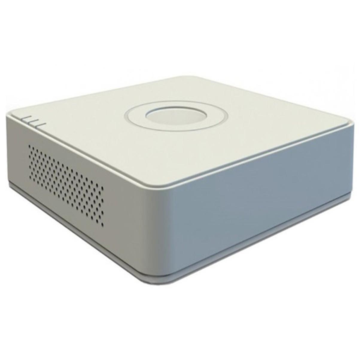 Đầu Ghi Hình HD 4MP 4 Kênh Chuẩn H.265 Pro+ HIKVISION DS-7104HQHI-K1 – Hàng Chính Hãng