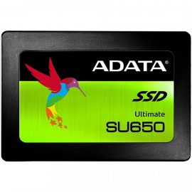 Ổ cứng SSD ADATA Ultimate SU650 Sata III 3D-NAND 2.5 inch 120GB – Hàng Chính Hãng