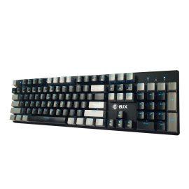 Bàn phím cơ BJX KM9 Full Size Blue Switch – chuyên gaming – thiết kế mới – thương hiệu mỹ – Hàng chính hãng