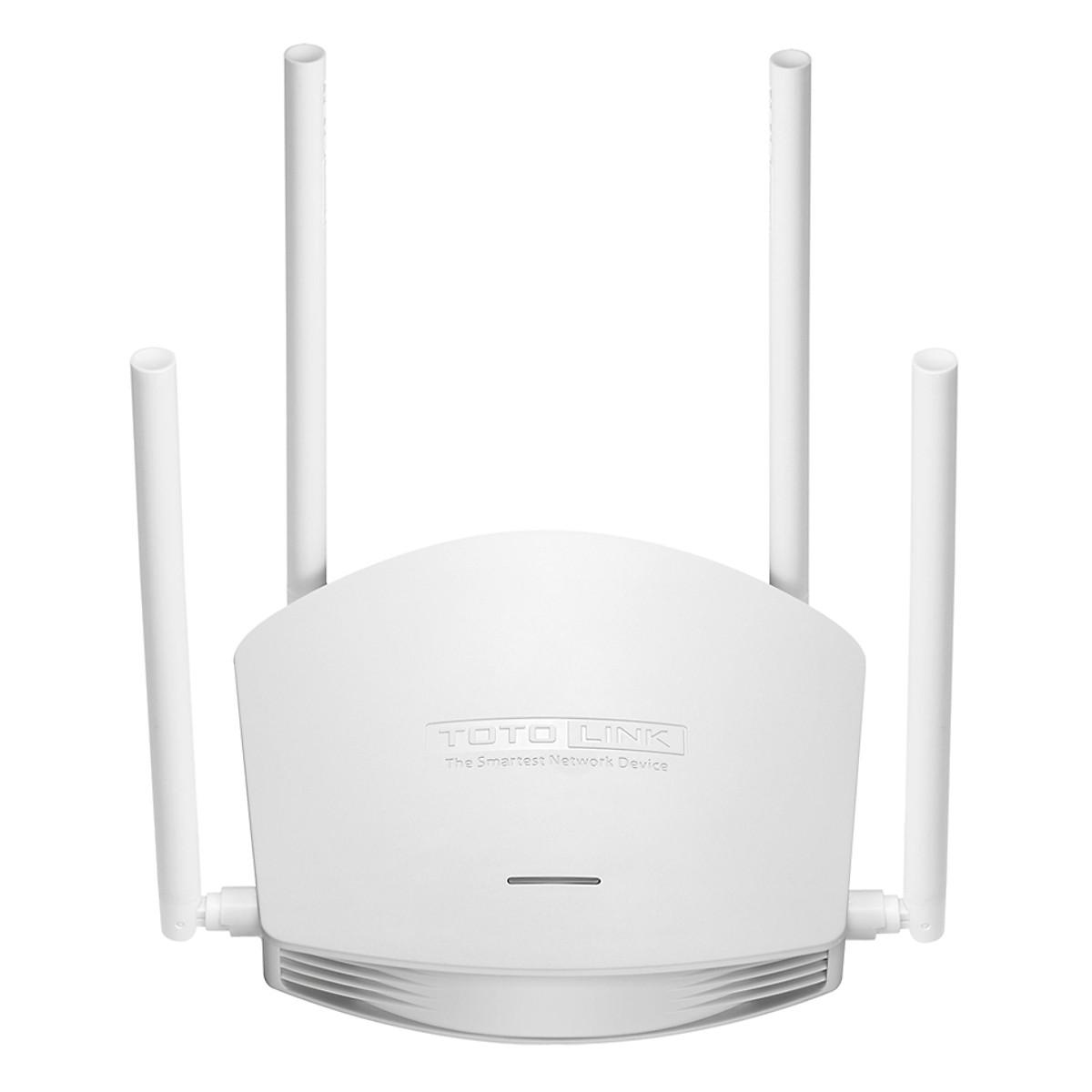 Totolink N600R – Router Wifi Chuẩn N 600Mbps – Hàng Chính Hãng
