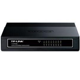 TP-Link  TL-SF1016D – Switch Chia Tín Hiệu Để Bàn 16 Cổng 10/100Mbps – Hàng Chính Hãng