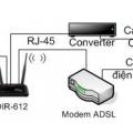 D-Link DIR-612 – Bộ phát Wifi chuẩn N 300Mbps Mở rộng sóng – Hàng Chính Hãng