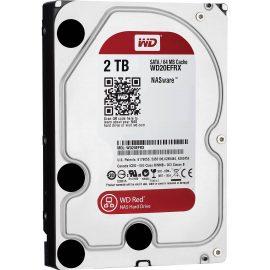 Ổ Cứng HDD NAS WD Red 2TB/64MB/5400/3.5 – WD20EFRX – Hàng chính hãng
