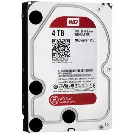 Ổ Cứng HDD NAS WD Red™ 4TB/64MB/5400/3.5 – WD40EFRX – Hàng Chính Hãng