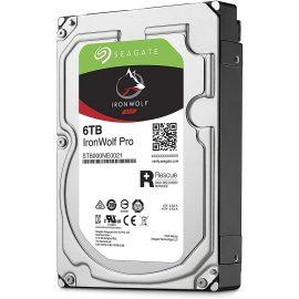 Ổ Cứng HDD NAS Storage Seagate IronWolf Pro 6TB/256MB/3.5 7200RPM – ST6000NE0021 – Hàng Chính Hãng