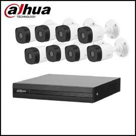 Trọn gói Camera Gia đình 01 – 8 camera Dahua (2MP)