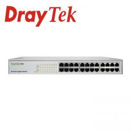 Switch Draytek TAMIO S24- Hàng chính hãng