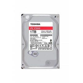 Ổ Cứng HDD Toshiba 1TB P300 series (64MB) 7200rpm SATA3 HDWD110UZSVA – Hàng Chính Hãng