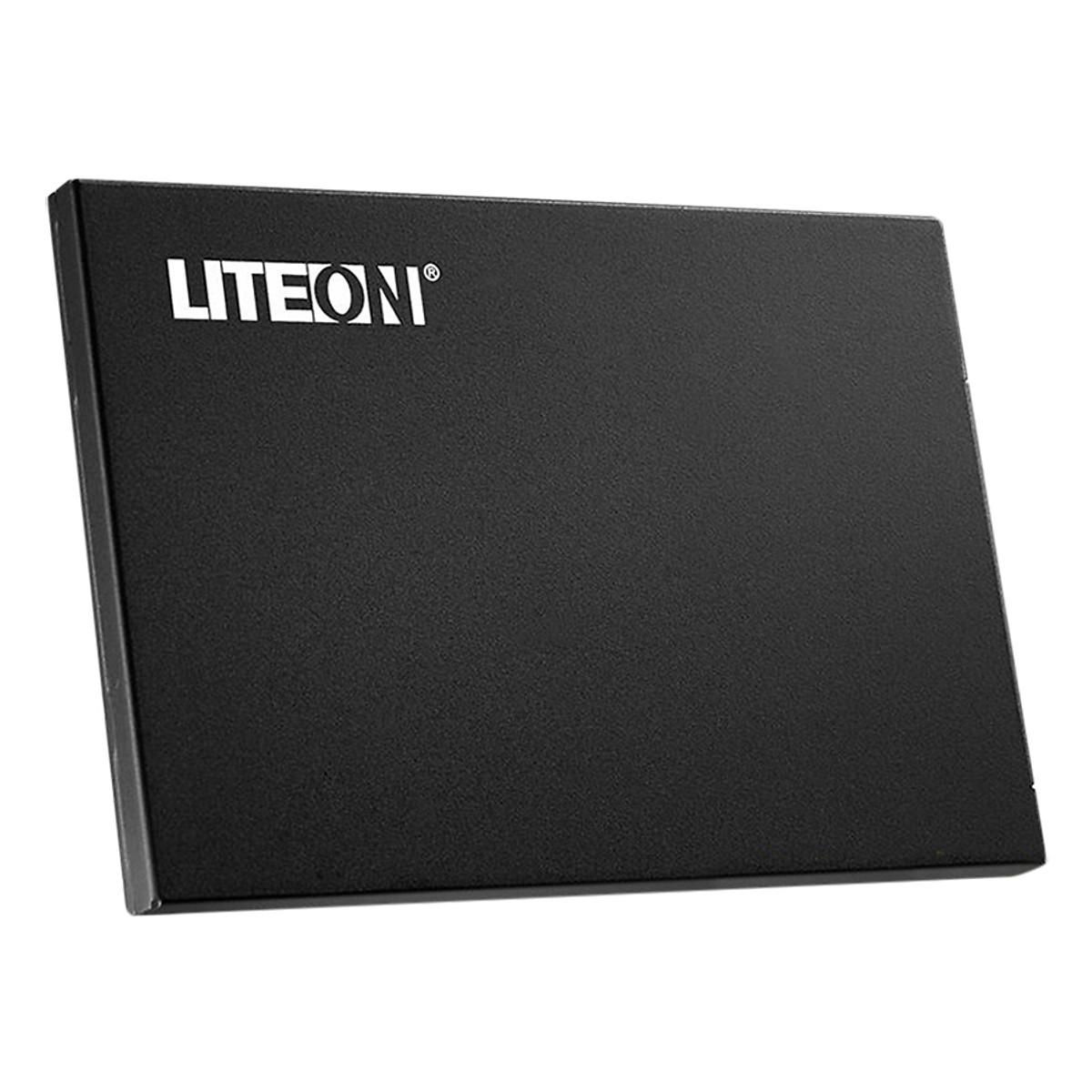 Ổ Cứng SSD LiteOn MU3 PH5-CE120 (120GB) – Đen – Hàng Chính Hãng