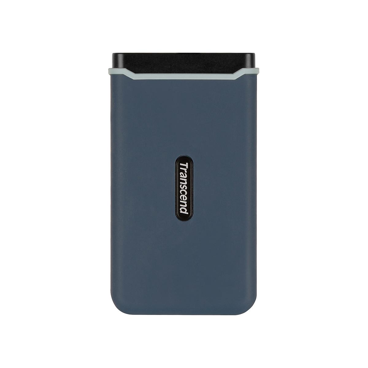 Ổ Cứng Di Động SSD Transcend ESD350C 480GB TLC USB 3.1 – TS480GESD350C – Hàng Chính Hãng