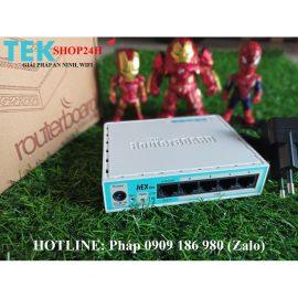 Router Mikrotik 750 gr3 bảo hành chính hãng 12 tháng
