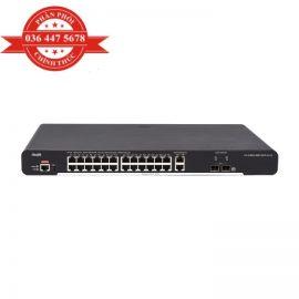 Thiết Bị Chuyển Mạch 24 Cổng 10/100Base-T Managed PoE Switch RUIJIE XS-S1920-24T2GT2SFP-LP-E – Hàng Chính Hãng