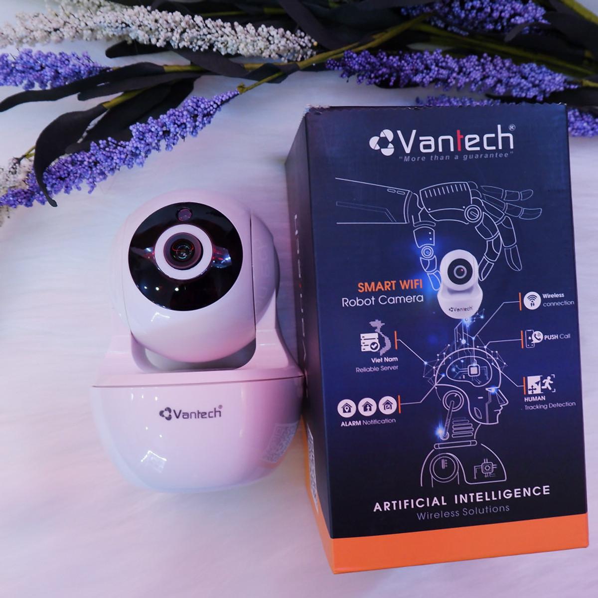 Camera IP Vantech V1310 – Hàng Chính Hãng