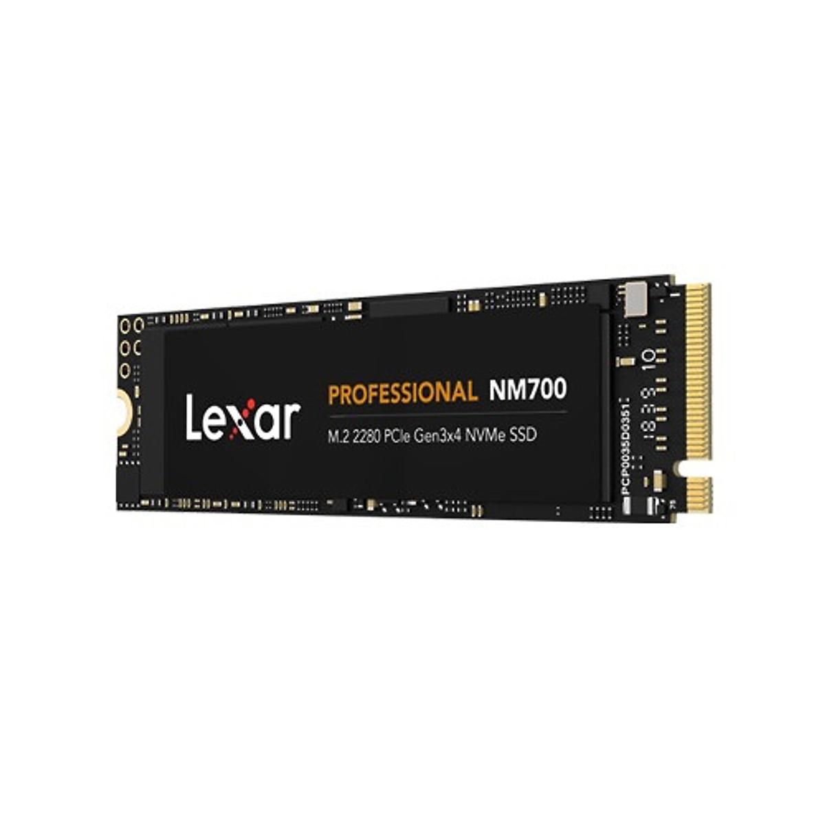 Ổ cứng SSD Lexar NM700 M2 NVME 2280 – Hàng Nhập Khẩu
