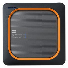 Ổ Cứng Di Động SSD WDMy Passport Wireless 250GB USB 3.1, USB 2.0 – Hàng Chính Hãng