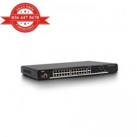 Bộ Chuyển Mạch 24 cổng 10/100/1000 Base-T Managed PoE Switch RUIJIE XS-S1920-26GT2SFP-P-E 370W – Hàng Chính Hãng