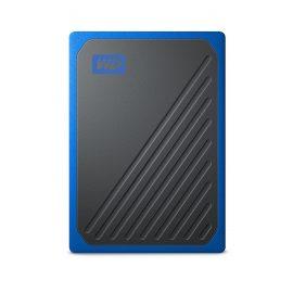 Ổ cứng SSD Di Động WD My Passport Go 500GB USB 3.0 – Hàng Chính Hãng