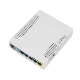 Thiết bị MikroTik RB951Ui-2HnD Không Dây Wifi 2.4G Cao Cấp ROS Router