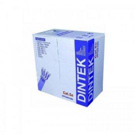 Cáp mạng DINTEK CAT.5E FTP 4 pair 24AWG 305mbox