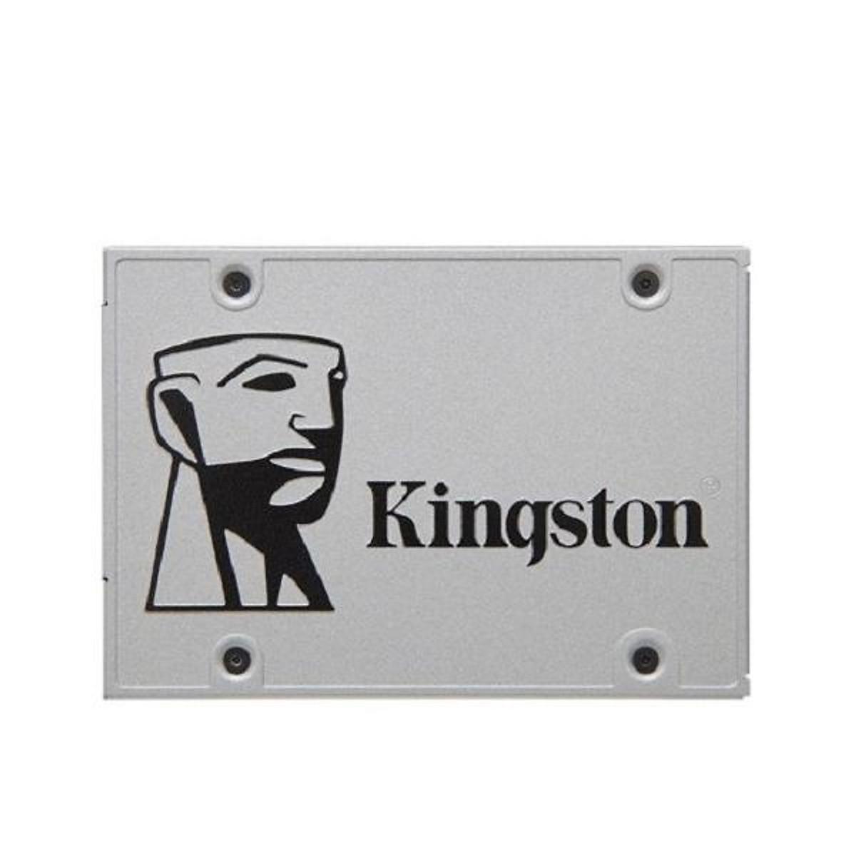 Ổ Cứng SSD Kingston U400 (120GB) Xám – Hàng Chính Hãng
