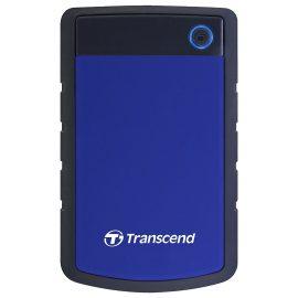 Ổ Cứng Di Động Transcend StoreJet H3B 2TB USB 3.0/3.1 – TS2TSJ25H3B – Hàng Chính Hãng
