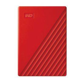 Ổ Cứng Di Dộng HDD WD My Passport 1TB 2.5″ USB 3.2 WDBYVG0010B – Hàng Chính Hãng