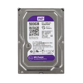 Ổ cứng HDD 500G Western Tím – Tặng cáp dữ liệu SATA 3.0