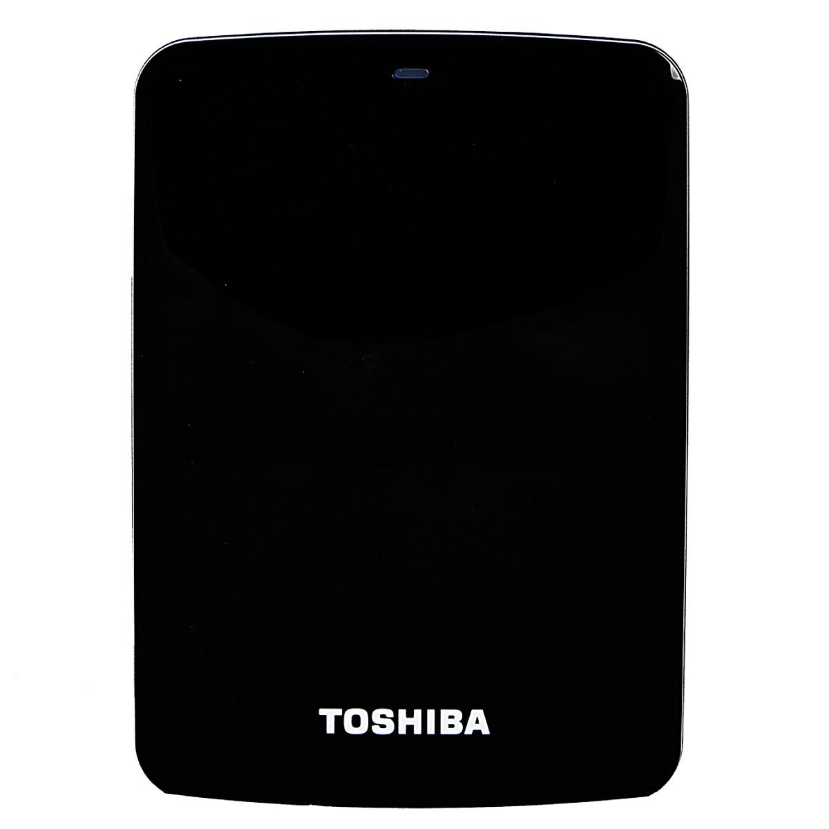 Ổ Cứng Di Động Toshiba Canvio Connect 1TB – USB 3.0 – Hàng Chính Hãng