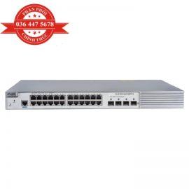 [Mã ELCL3MIL giảm 5% đơn 3TR] Bộ Chuyển Mạch 24 Cổng 10/100/1000 Base-T Managed Switch RUIJIE XS-S1960-24GT4SFP-H – Hàng