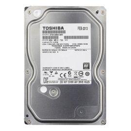 Ổ Cứng HDD Toshiba 3TB 5900RPM – Hàng Chính Hãng