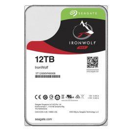 Ổ Cứng HDD NAS Seagate IronWolf 12TB/256MB/3.5 – ST12000VN0008 – Hàng Chính Hãng