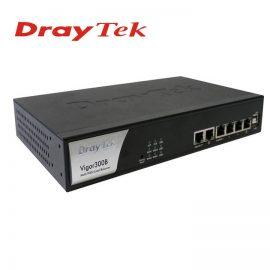Thiết bị mạng Router Draytek Vigor300B Quad Wan- Hàng chính hãng
