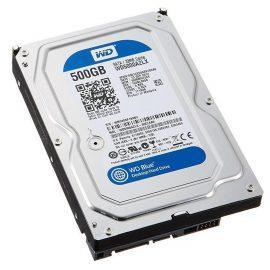 Ổ cứng nhập khẩu HDD WD Blue 500GB