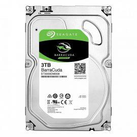 Ổ Cứng HDD Seagate BarraCuda 3TB/64MB/3.5 – ST3000DM008 – Hàng chính hãng