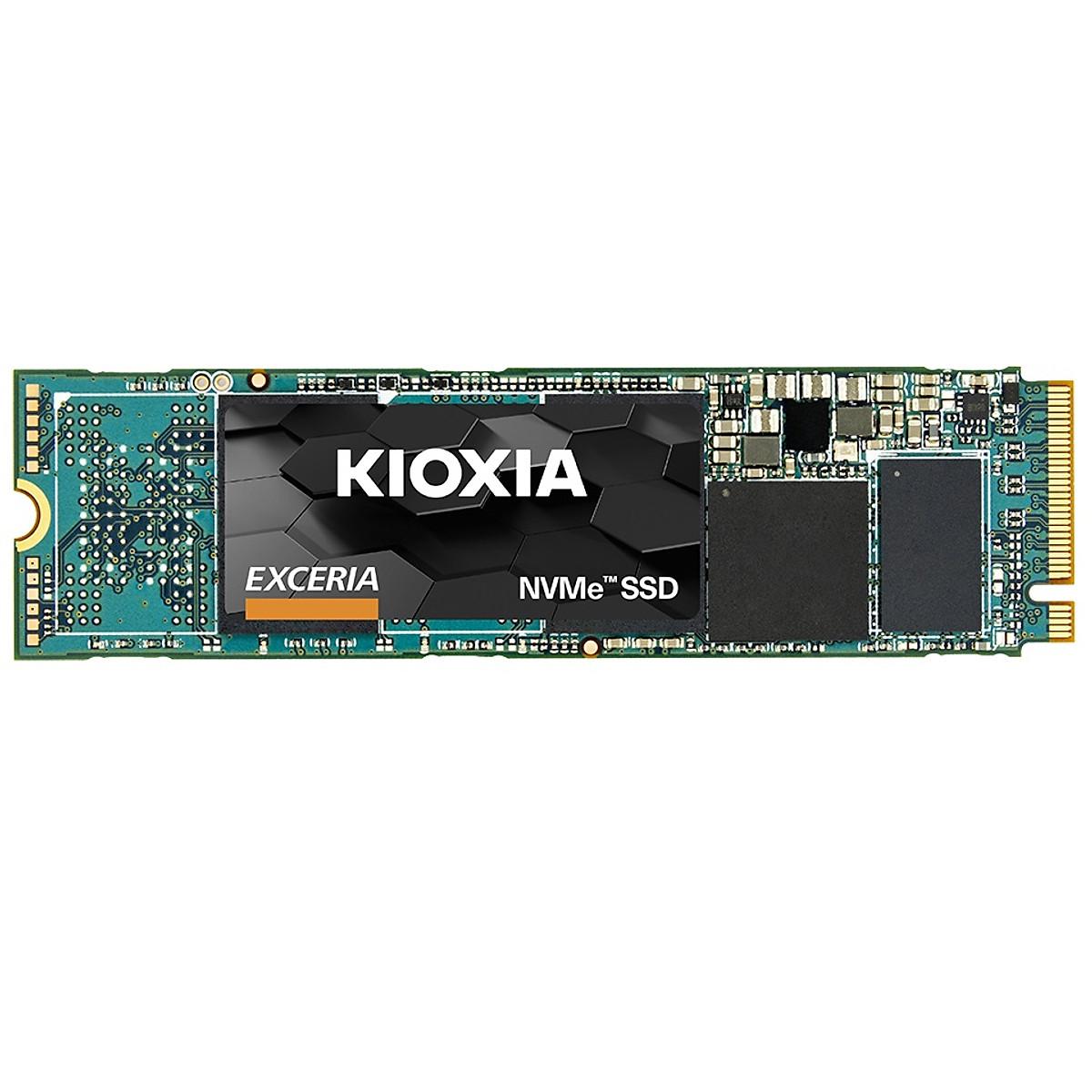 Ổ cứng SSD KIOXIA NVMe M.2 2280 250GB LRC10Z250GG8 – Hàng Chính Hãng