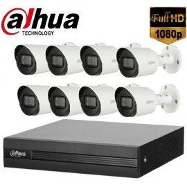Trọn gói Camera Văn phòng 01 – 8 camera Dahua (2MP) – Camera1.vn