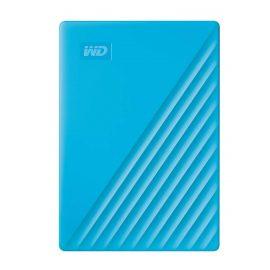 Ổ Cứng Di Dộng HDD WD My Passport 2TB 2.5″ USB 3.2 WDBYVG0020B – Hàng Chính Hãng